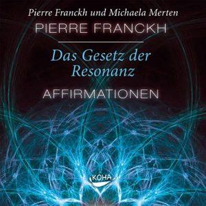 BuchcoverDas Gesetz der Resonanz – Affirmationen – Audio CD