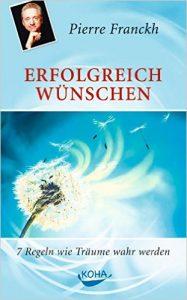 Cover des buches 'Erfolgreich Wuenschen' von Pierre Franckh