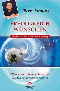 BuchcoverErfolgreich wünschen -Wünscheset