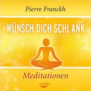 Cover der CD 'Wünsch dich Schlank' von Pierre Franckh