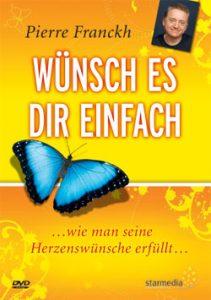 Cover der DVD 'Wünsch es dir einfach' von Pierre Franckh